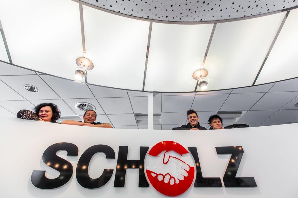 Das Team von Scholz Orthopädietechnik & Sanitätshaus