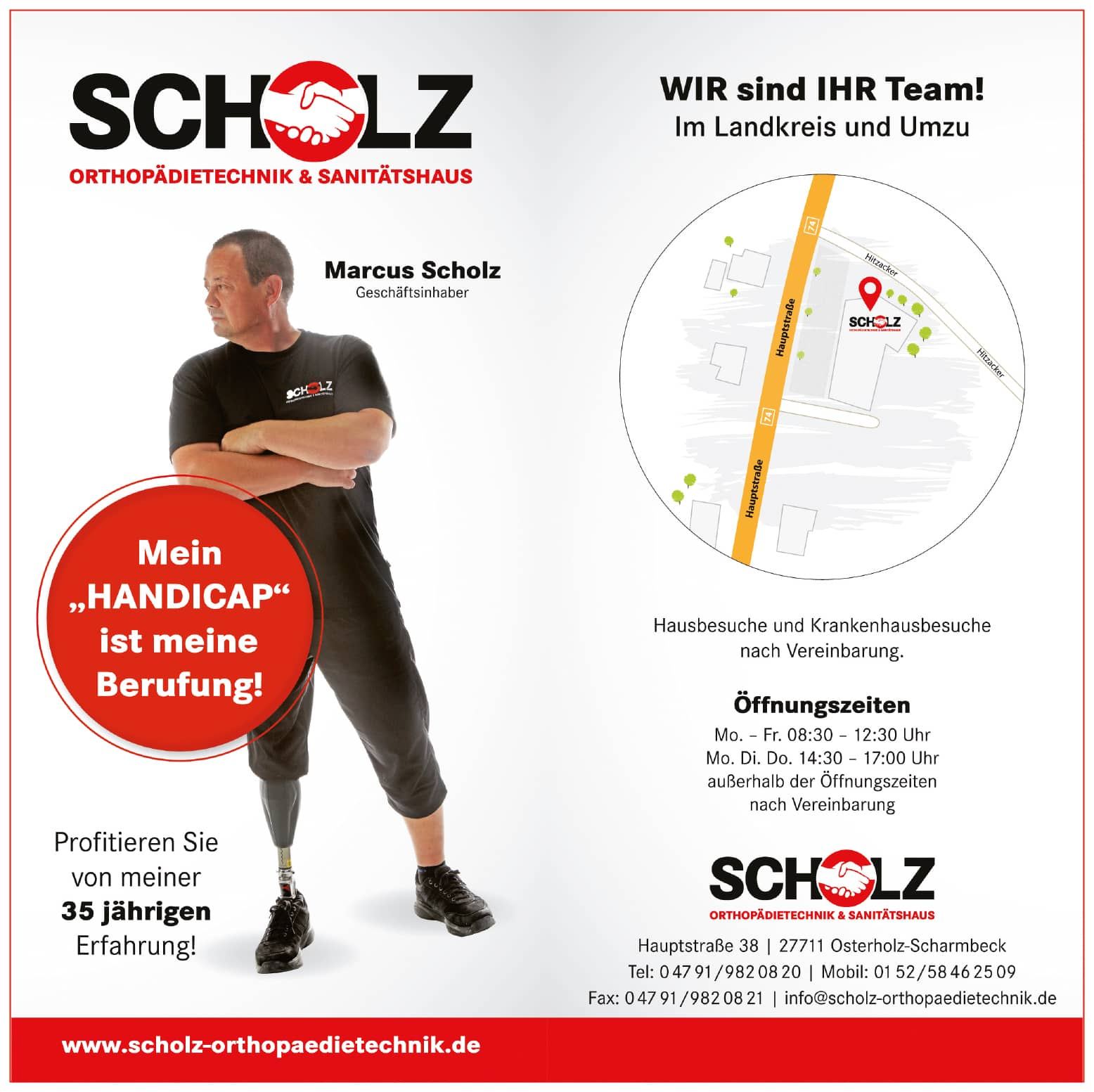 Scholz Orthopaedietechnik